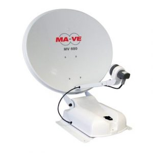 MV600 Auto Satellite