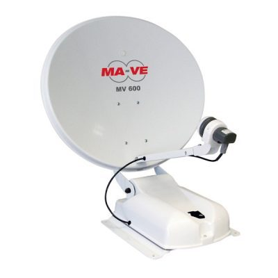 Automatic Satellite Dish for Motorhome