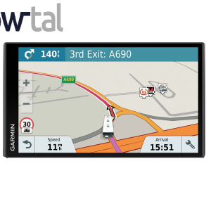Avtex Tourer Two Sat Nav Caravan and Motorhome Club Edition